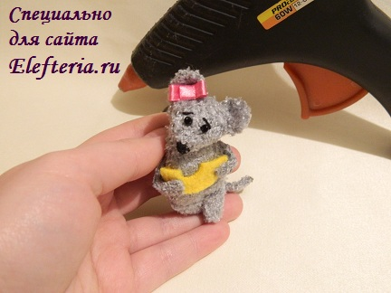 "Православное рукоделие. ""Мышка""15"