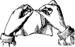 Сказка про ворчливую портниху и гончара