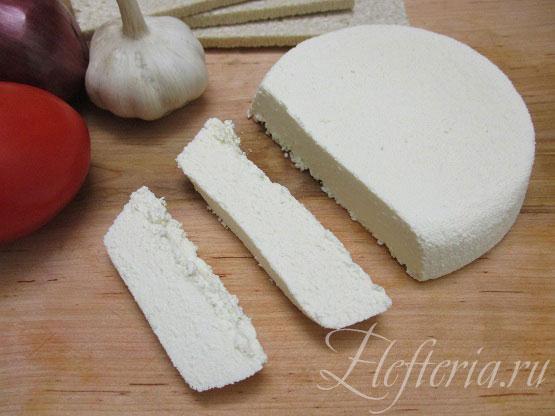 рецепт сыра из кефира в домашних условиях