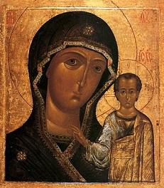 Молитвы о детях Богородице
