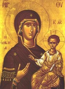 Молитвы о детях перед иконой Воспитание