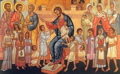 Православные молитвы о детях