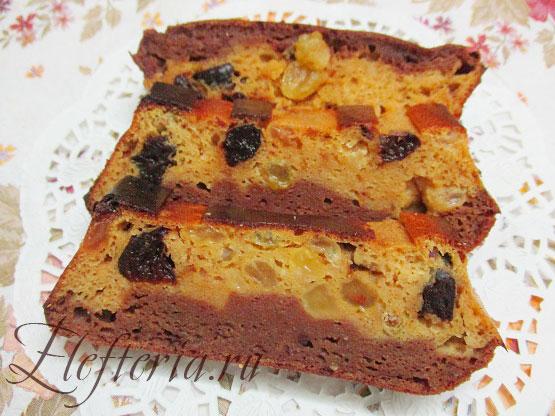 Рецепт диетического творожного кекса с пошаговыми фото