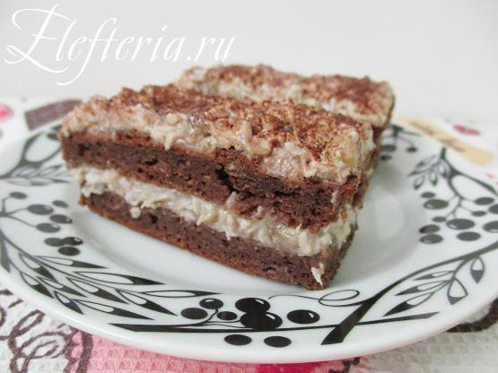 диетические пирожные рецепт с пошаговыми фото