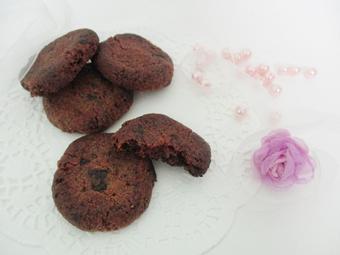 рецепт постного шоколадного печенья с пошаговыми фото