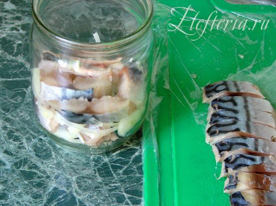 простой рецепт засолки скумбрии в домашних условиях