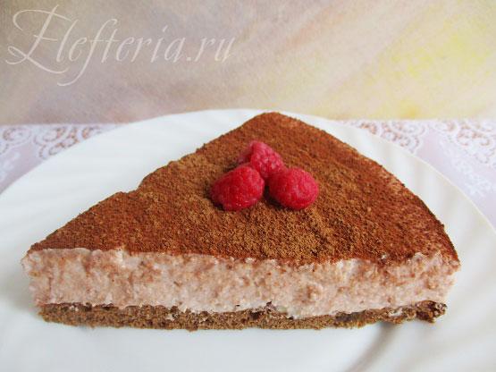 рецепт диетического творожного торта с пошаговыми фото