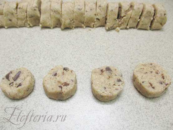 тесто для постного шоколадного печенья
