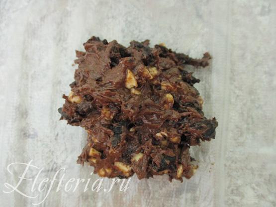 орехи для диетического шоколада
