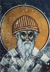 Акафист святому Спиридону Тримифунтскому