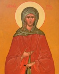 Молитвы Ксении Петербургской о беременности, о детях