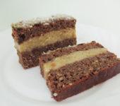 Диетический торт без муки и сахара «Орешек»