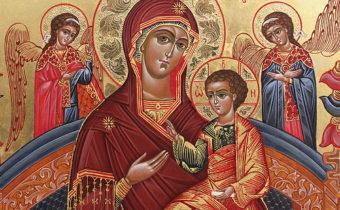 молитва о болеющих детях