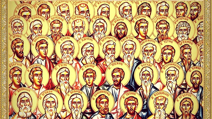 Собор семидесяти апостолов