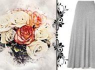 Трикотажная юбка — это не скучно! Рубрика «Мода с достоинством»