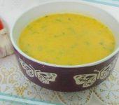 Суп-пюре из кукурузы. Рубрика «Трапеза»