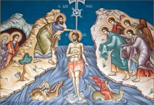 Крещение Господне. Проповедь митрополита Антония Сурожского